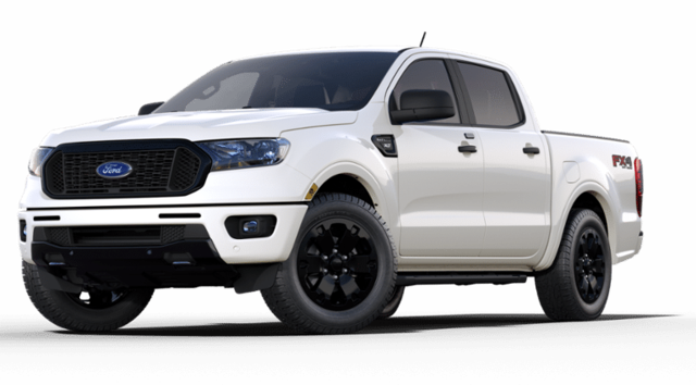 New 2019 Ford Ranger XLT Truck SuperCrew for sale in Waycross